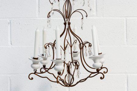 lampara-arana-romantica-vintage-velas-forja-decoracion-atrezzo
