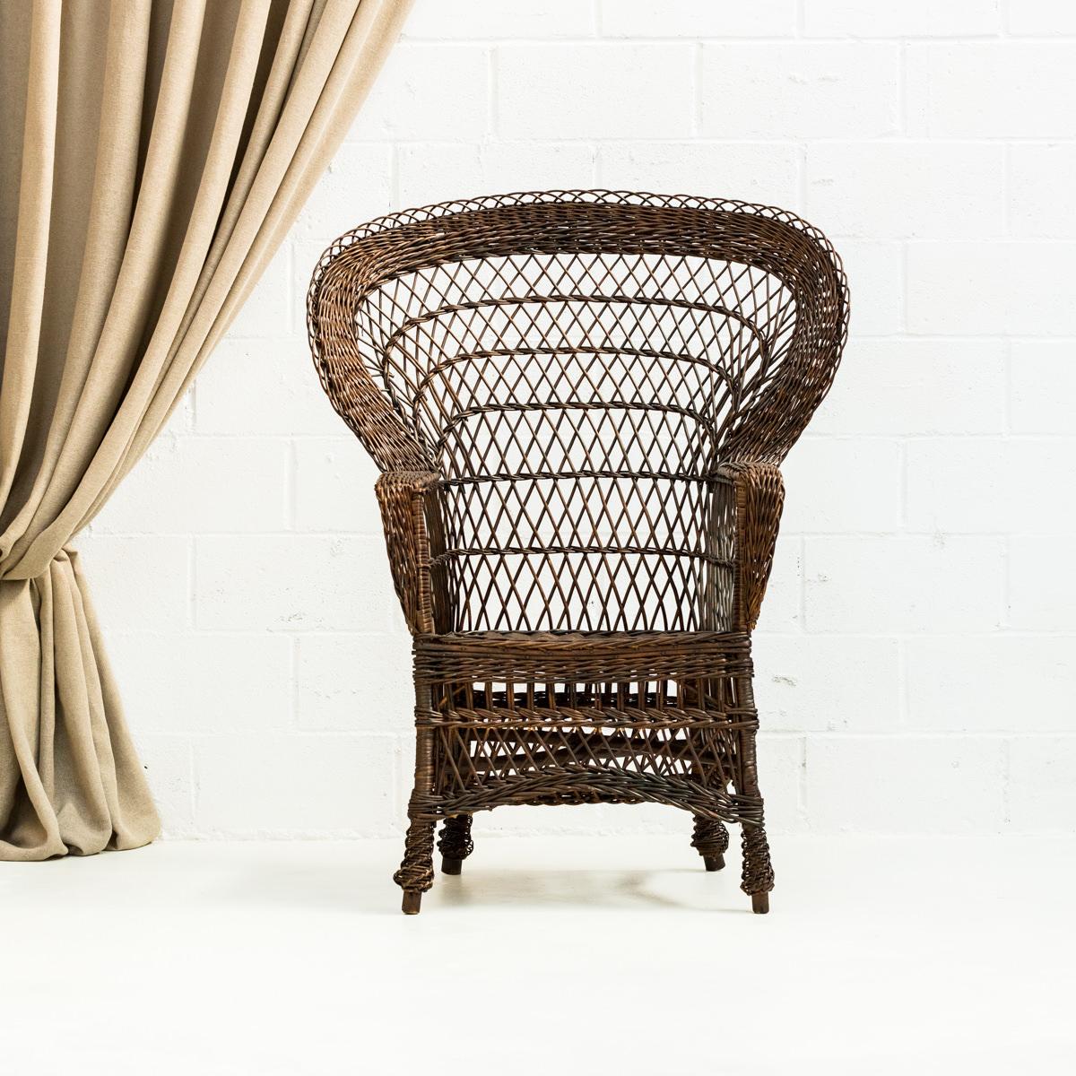 Sill n avignon memorias del ayer alquiler mobiliario - Muebles de mimbre en madrid ...
