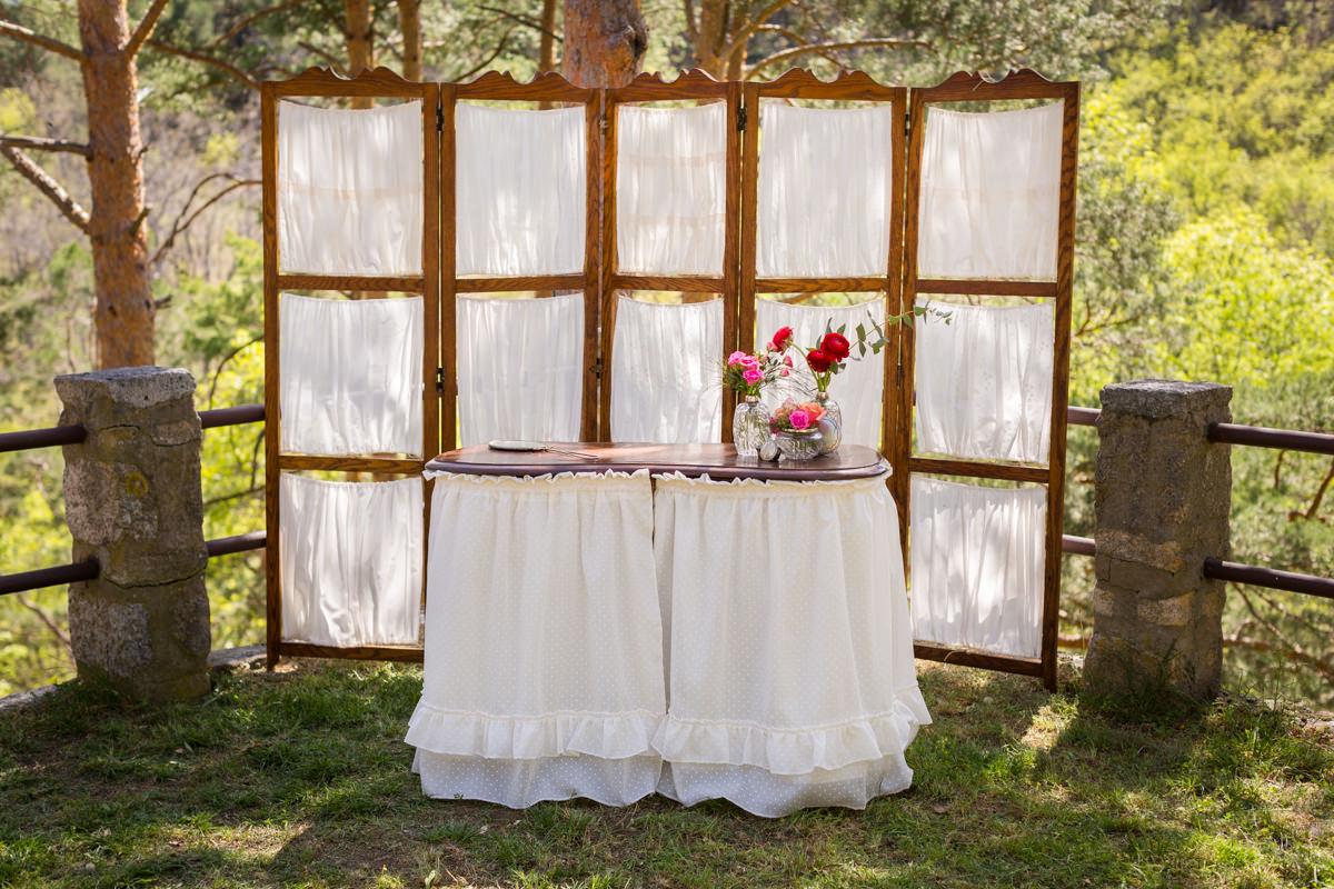 Beauty corner decoraci n de rincones memorias del ayer for Alquiler decoracion bodas