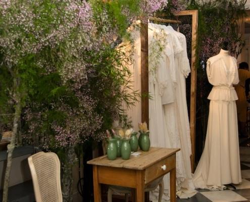 Alquiler Mobiliario Decoración Eventos Madrid - Feria Nupcial Vogue Maison 2018