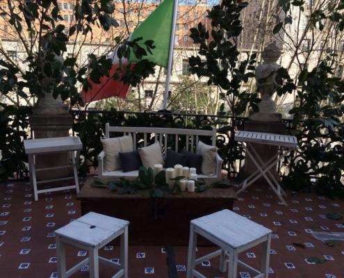 Alquiler Mobiliario Decoración Eventos Madrid - Cumpleaños Paula Ordovás