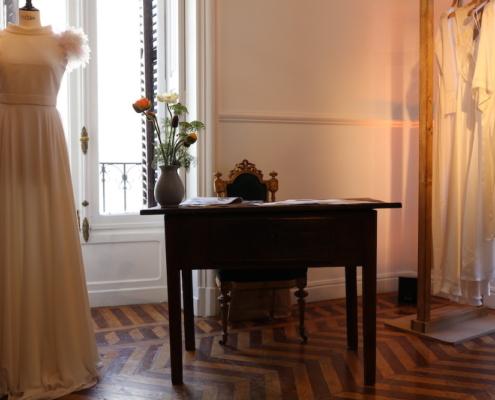 Alquiler Mobiliario Decoración Eventos Madrid - Feria Nupcial Vogue Maison 2019