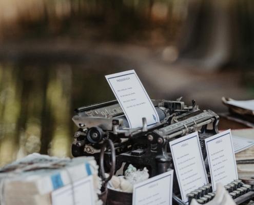 Alquiler de Mobiliario para Bodas - Madrid - Memorias del Ayer