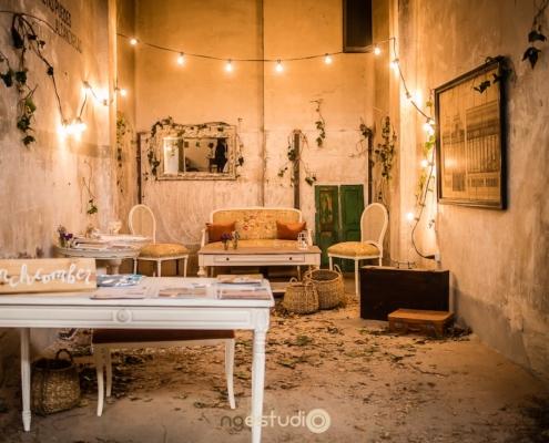 Alquiler de Mobiliario para la Decoración de Eventos en Madrid - Memorias del Ayer