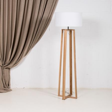 Lámpara de pie estilo nórdico 02